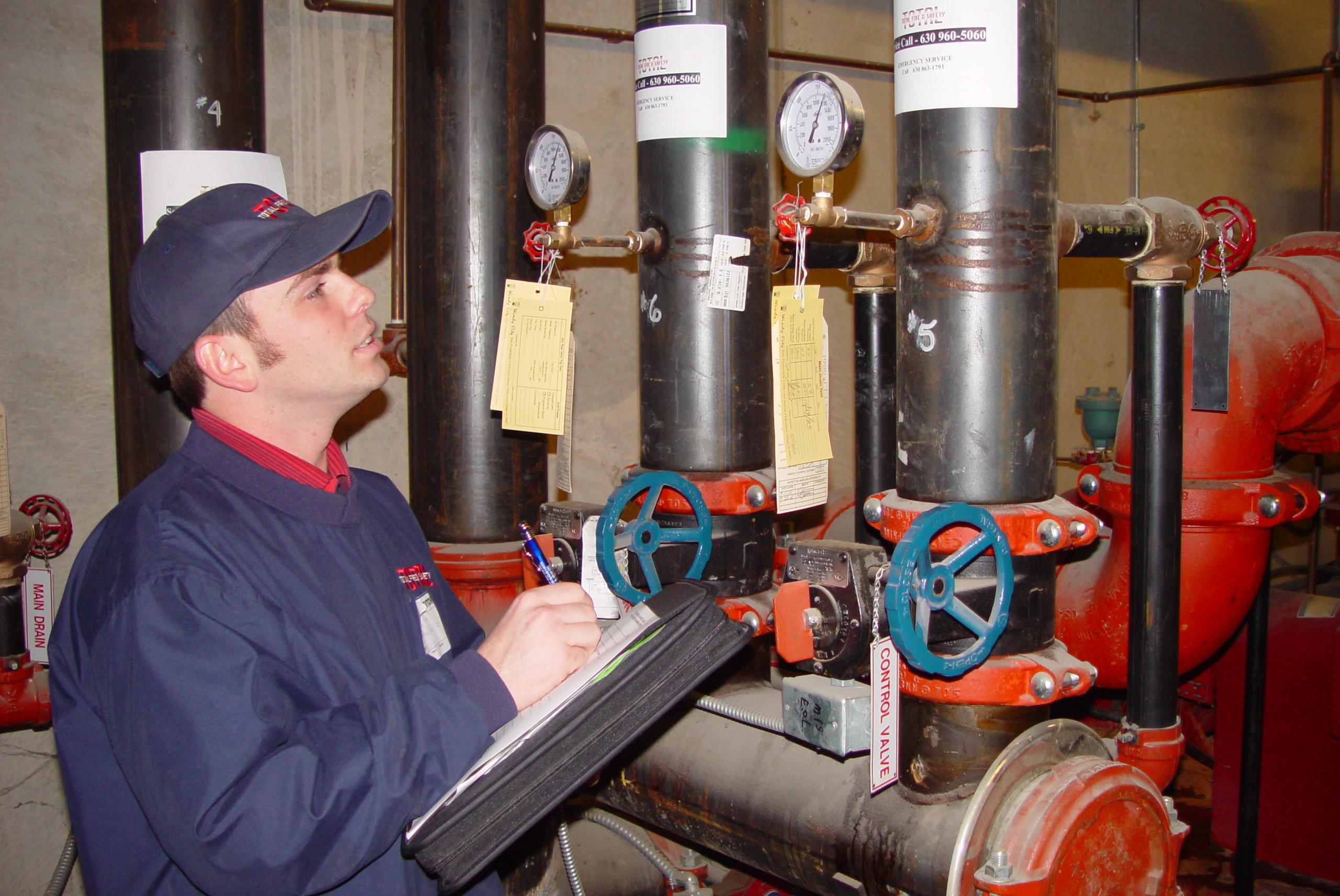 Total Fire & Safety Blog » fire alarm tech jobs