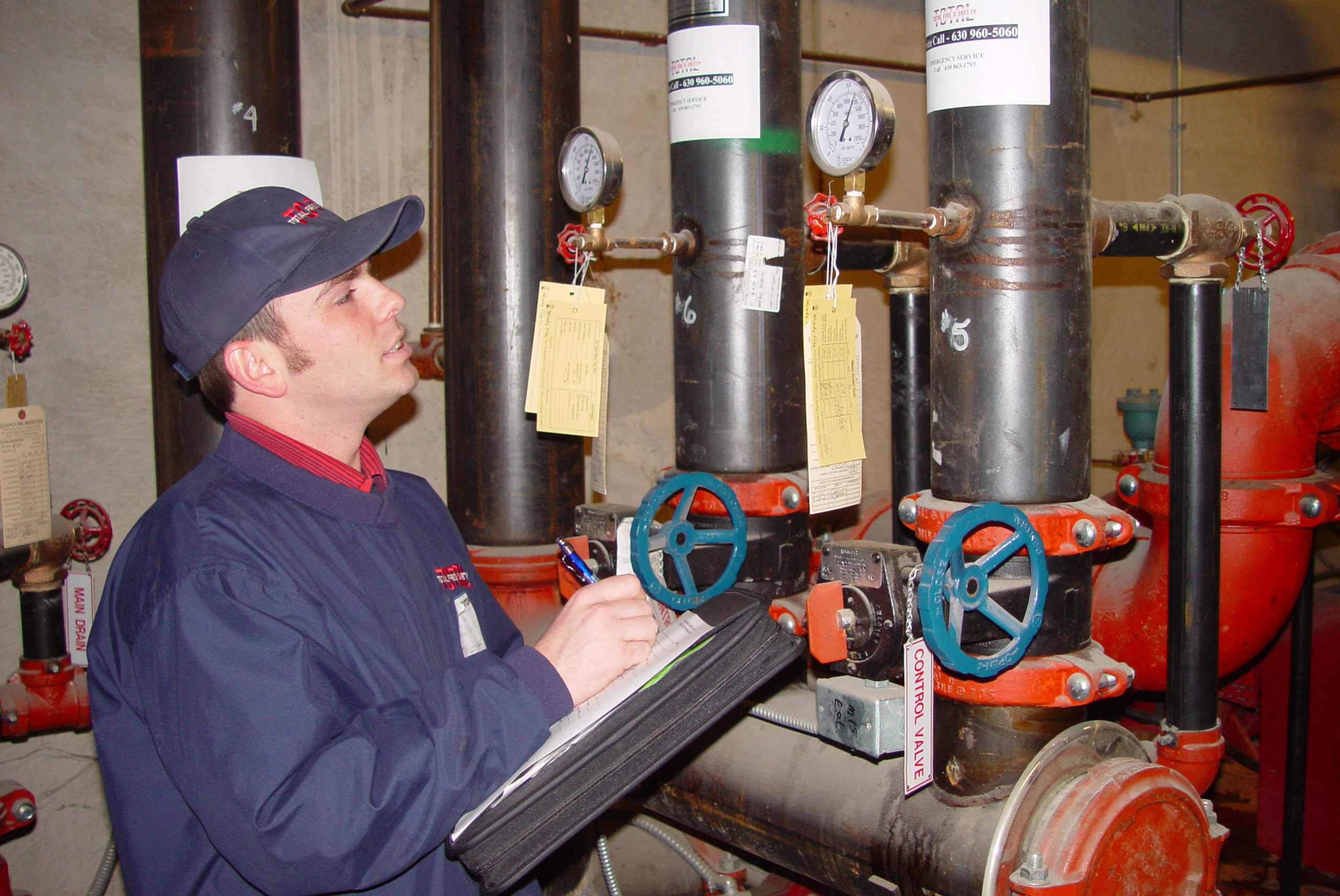 Total fire safety blog blog archive the ghost ship A 1 inspections