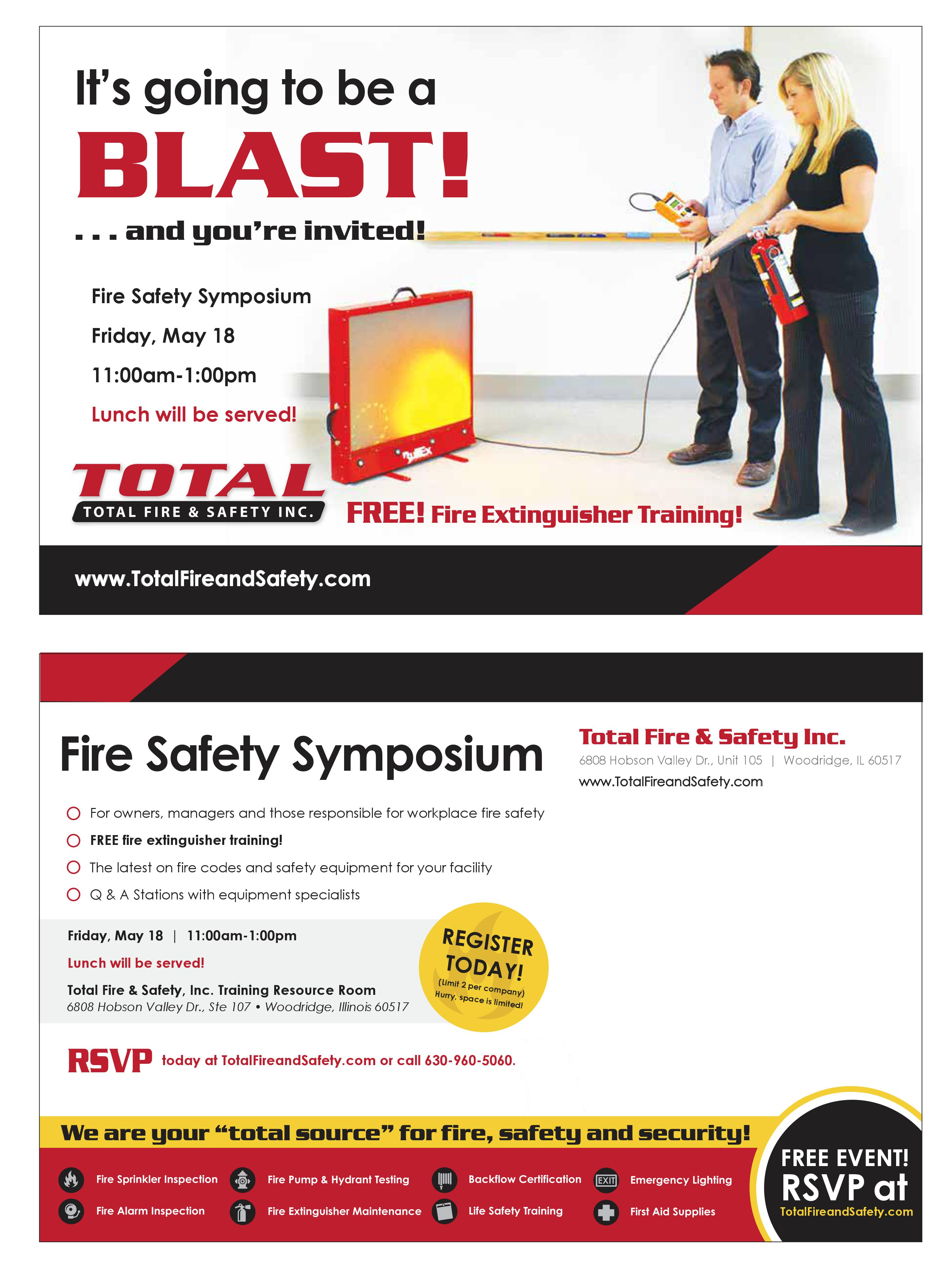Total Fire Safety Blog Fireextinguisher