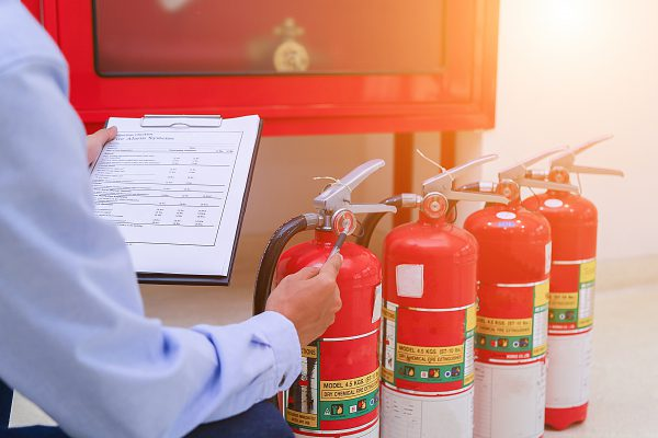 Total Fire & Safety Blog » Fire Extinguishers